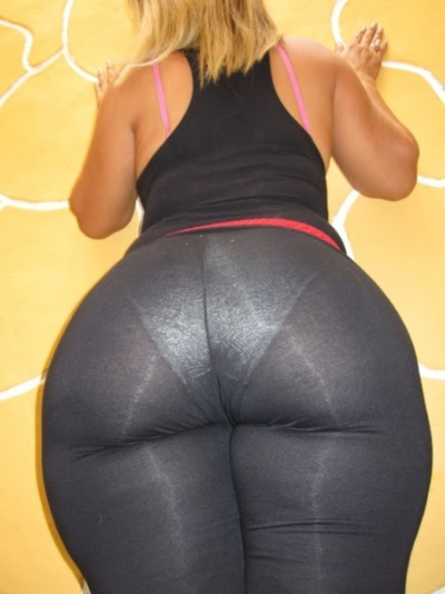 Big booty pawg seethrew can see the tats on her ass omfg - 1 5